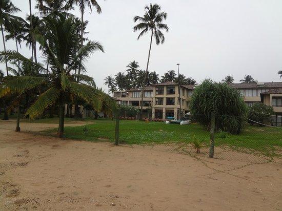 Mandara Resort: Hotelansicht