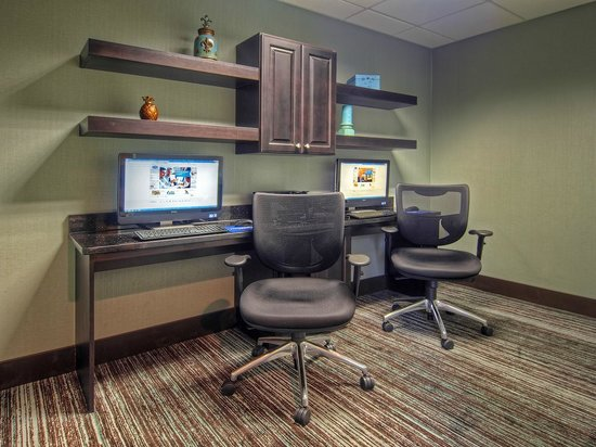Hampton Inn Kingsport: Business Center
