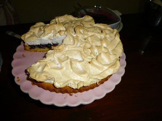 Burren Wild Tours: Granny's Famous Pies! DELICIOUS!