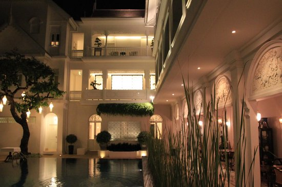 Ping Nakara Boutique Hotel & Spa: Charme