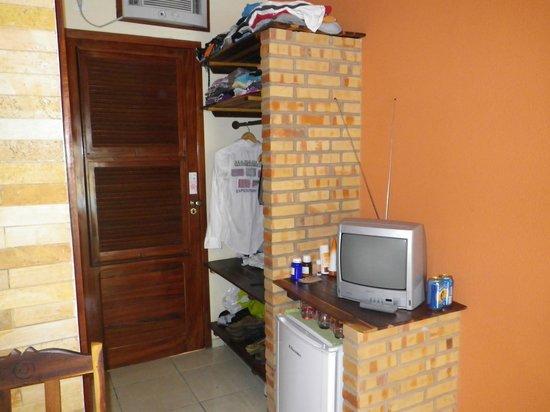 Pousada Sol & Lua : room 4