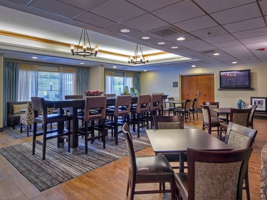 Hampton Inn Kingsport: Dining area