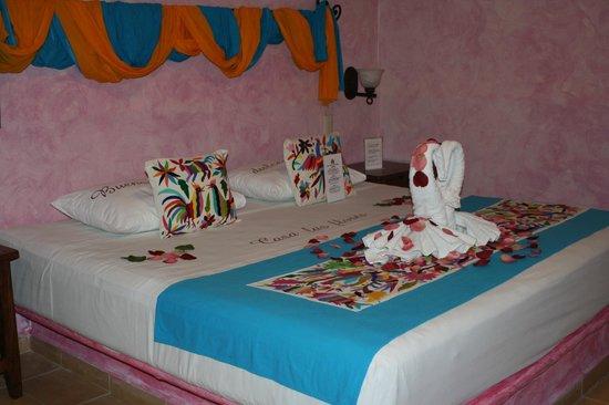 Hotel Casa de las Flores Playa del Carmen: Camera