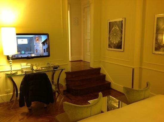 Hotel Brunelleschi: zimmer 412