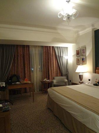 Sonesta Hotel, Tower & Casino Cairo: camera accogliente e silenziosa