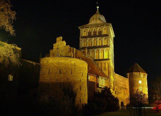 Burgtor-Befestigungsanlage Lübeck