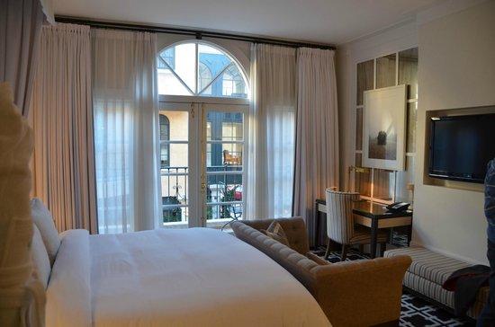 Garden Court Hotel: room