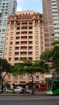 Hotel Lux: Fachada Hotel