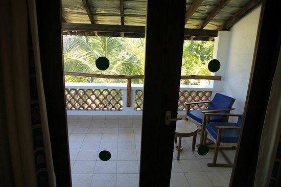 Pinewood Beach Resort & Spa: Our balcony