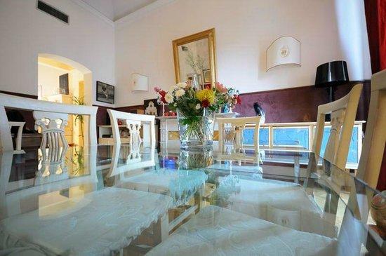 Breakfast Room - Picture of La Terrazza Su Boboli, Florence ...