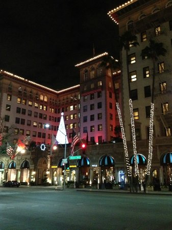 Beverly Wilshire Beverly Hills (A Four Seasons Hotel): The Beverly Wilshire Hotel