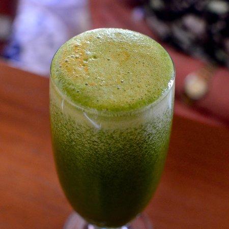 Pitaya Juice Bar: Paraíso Verde Juice