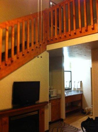 La Quinta Inn & Suites Idaho Falls: loft