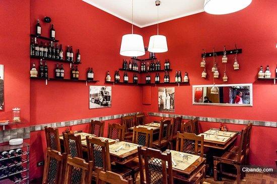 Ristorante Rossocarne In Genova Con Cucina Barbecue