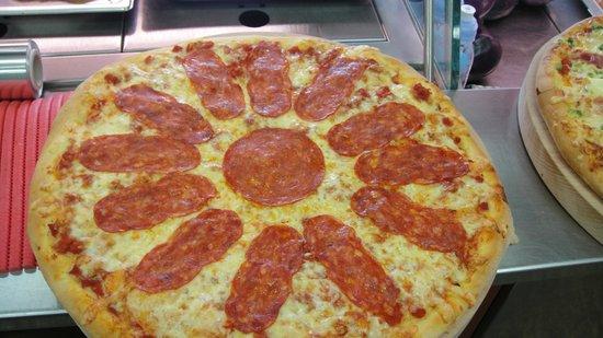 Da Cristina: Pizza € 2,00 a trancio