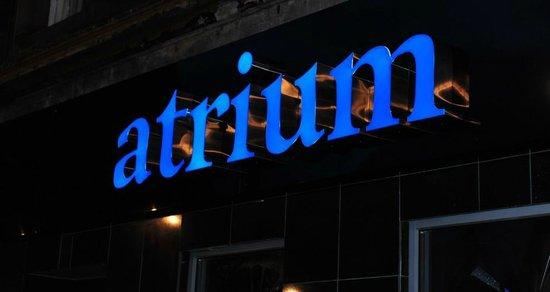 Atrium Bar Restaurant