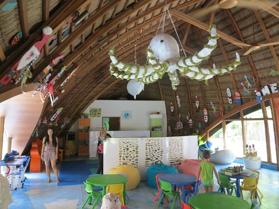 Kuramathi Island Resort: Kid's club