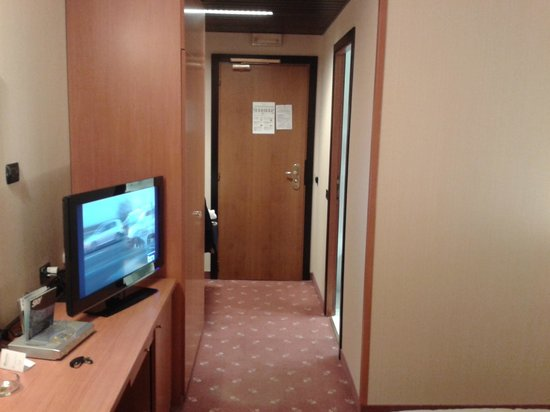 Executive Hotel: camera