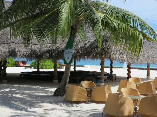 Kuramathi Island Resort: Dhoni Bar