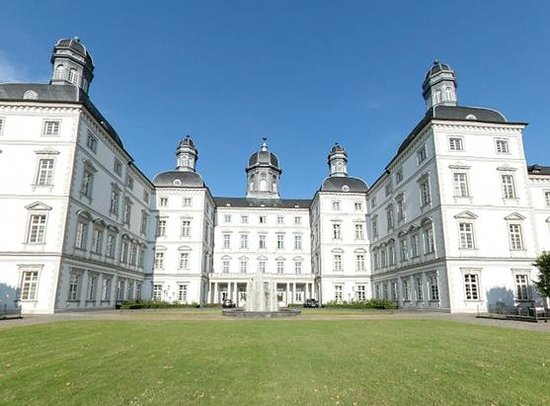 Althoff Grandhotel Schloss Bensberg: Grandhotel Schloss Bensberg