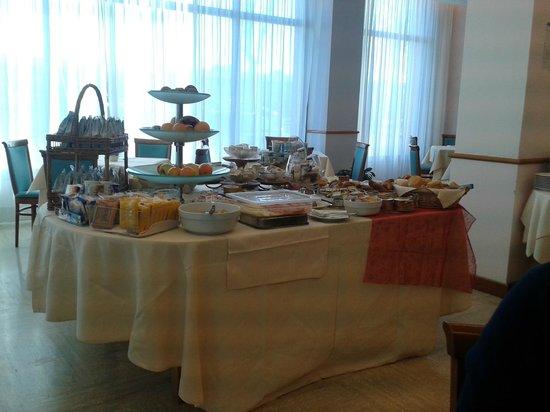 Executive Hotel: colazione