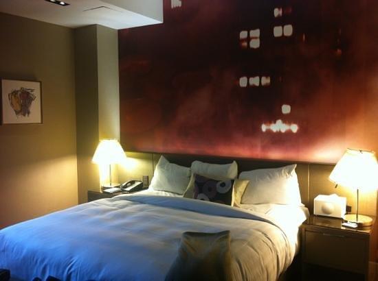 Grand Hyatt New York: Schlafbereich
