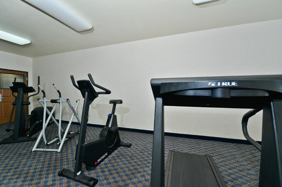 Best Western Fort Worth Inn & Suites: Fitness Center