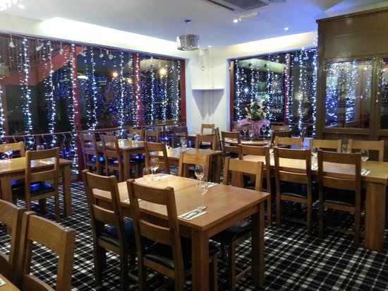 The Mulan Cantonese Restaurant : Nice and comfortable enviroment. Come back again