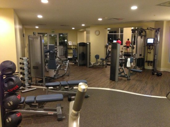Laguna Cliffs Marriott Resort & Spa: Fitness center