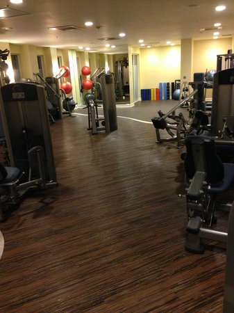 Laguna Cliffs Marriott Resort and Spa: Fitness center