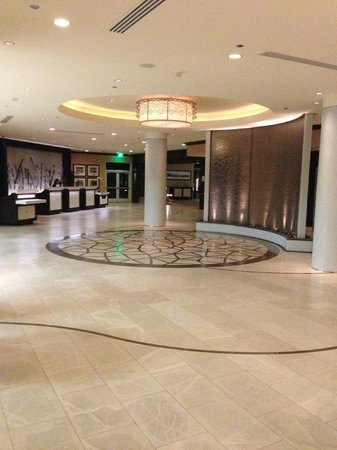 Laguna Cliffs Marriott Resort & Spa: Lobby
