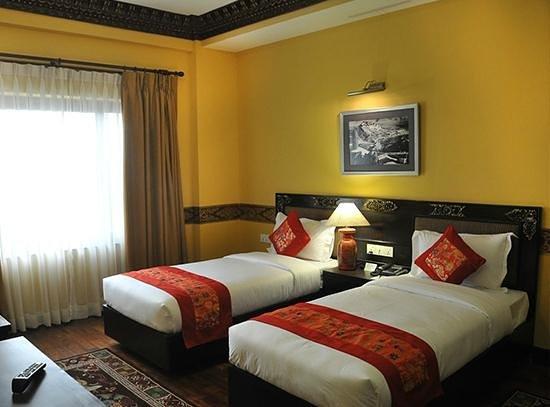 โรงแรมทิเบทอินเตอเนชั่นแนล: Hotel Tibet International