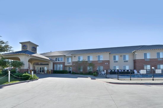BEST WESTERN Fort Worth Inn & Suites: Front