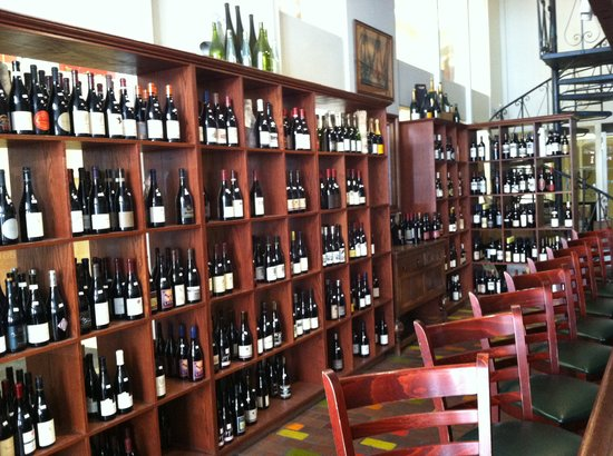 Oregon Wines on Broadway