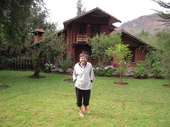 "Kuychi Rumi: Our ""home"" in Urubamba."