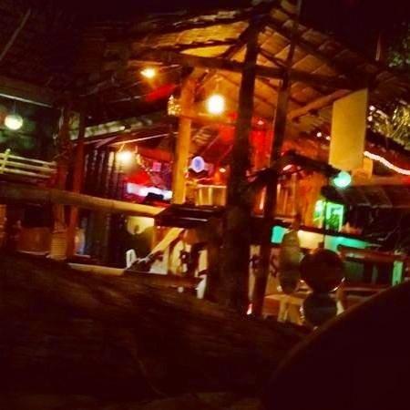 Black Rose Bar: Fronte