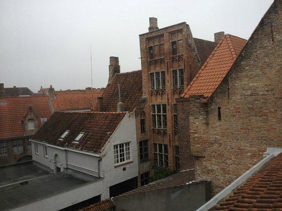 Hotel 't Voermanshuys: Vista desde nuestra habitación