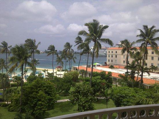 British Colonial Hilton Nassau: Beachfront