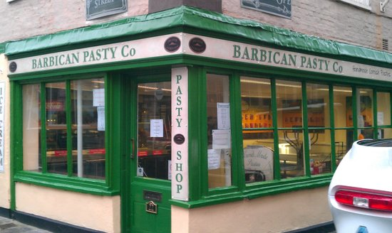 Barbican Pasty Company