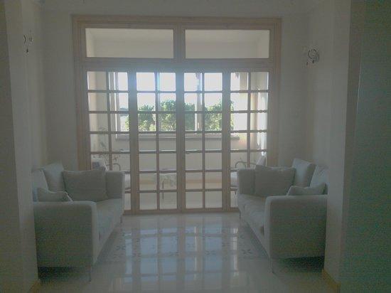 Roccafiore Spa & Resort: Spazi interni alla residenza