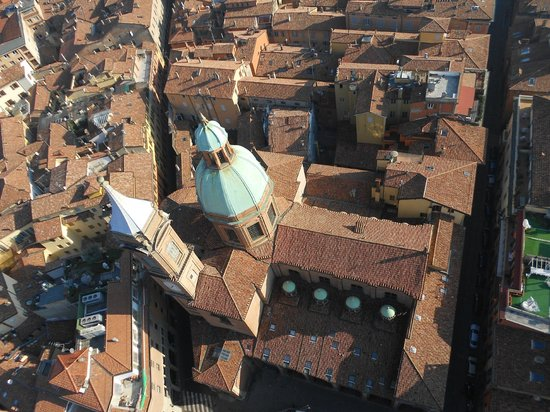 BEST WESTERN Hotel San Donato: vista desde la torre mas alta