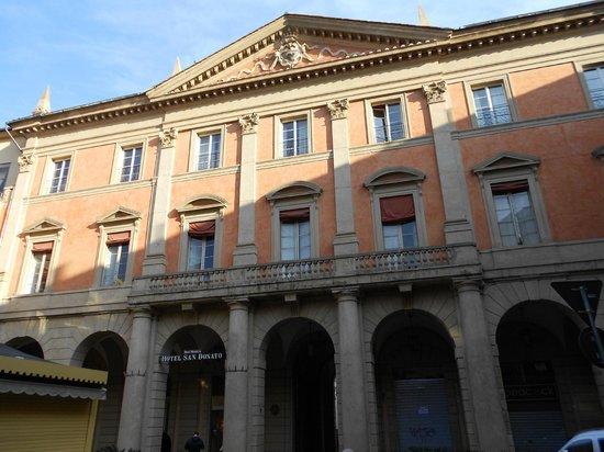 Best Western Hotel San Donato: fachada del hotel