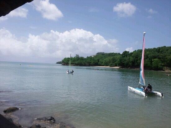 St. James's Club Morgan Bay: catamarans