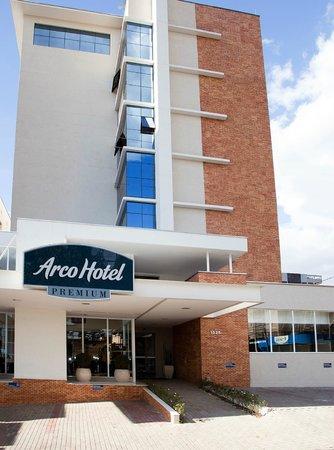 Arco Hotel Piracicaba: Fachada