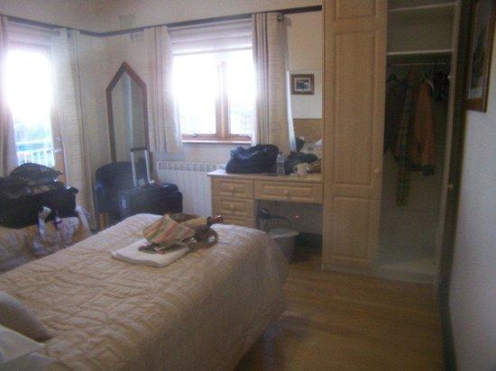 Oliver St. John Gogarty's Hostel: Two bedrooms