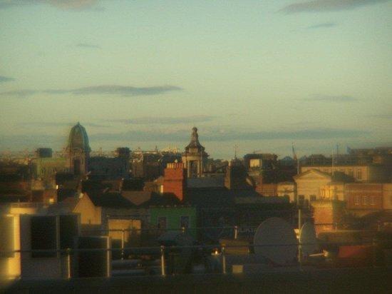 أوليفر سانت جون جوجارتي هوستل آند بنتهاوس أبارتمنتس: View from balcony