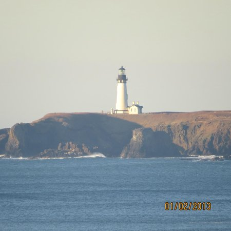 Hallmark Resort: Lighthouse at Yaquina Head, Newport OR