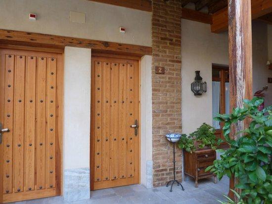 Abadia Hotel Granada: rooms