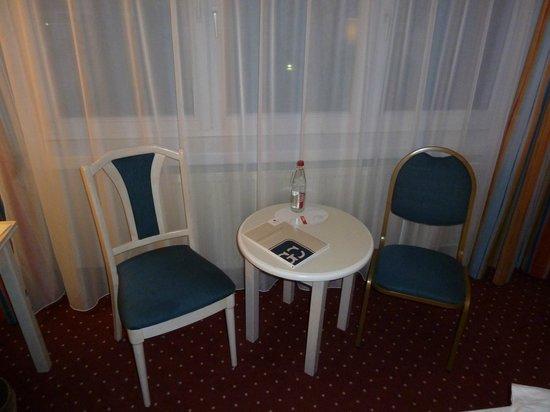 TRYP by Wyndham Ahlbeck Strandhotel: Welcher Stuhl für wen?