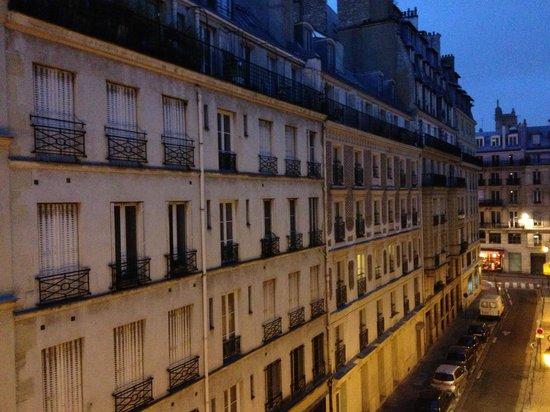 Hotel Flor Rivoli: Vista desde nuestra Habitación